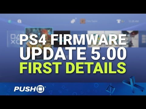 PS4 Firmware Update 5.00 Features Leaked: Full Rundown | PlayStation 4 | News