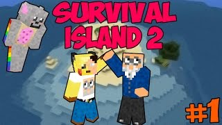 Survival Island 2 with Melisa, Jamie and Kevin - New Beginnings! :) Thumbnail