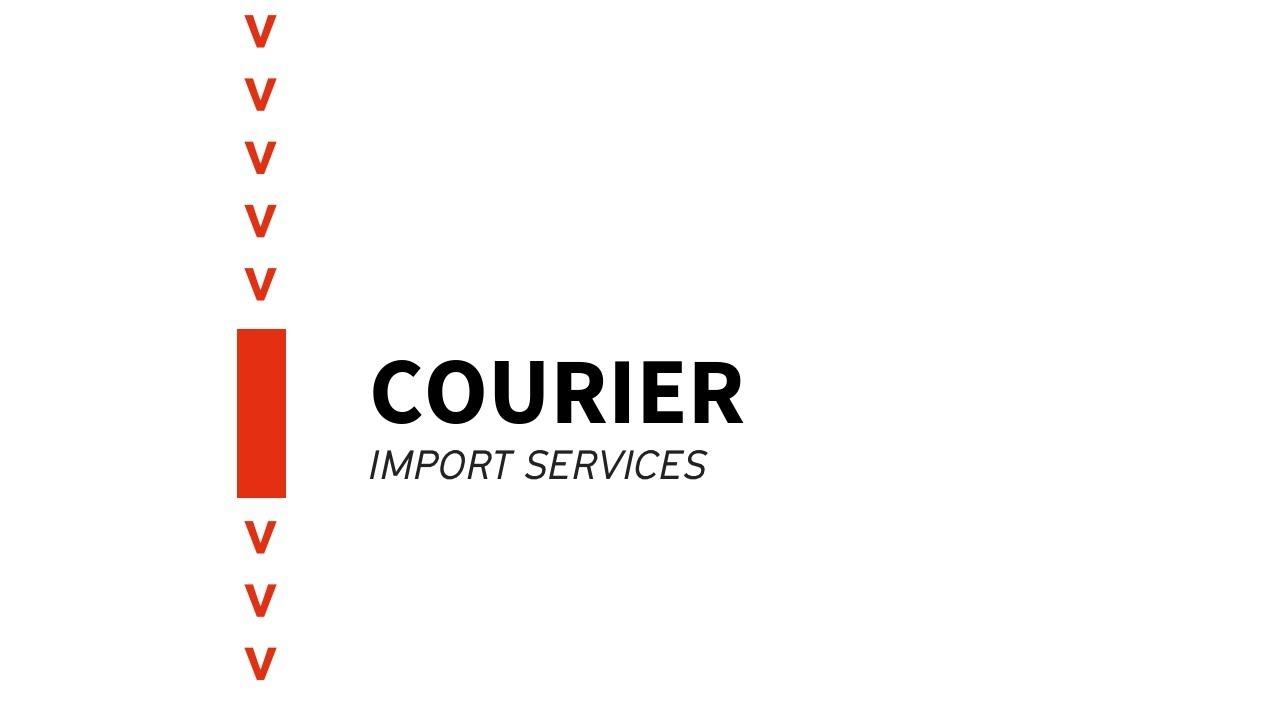 Courier Regime - Raiconet