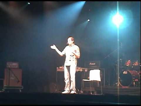 Stand Up comedy: Alejandro Mejía