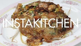 Texas Hoi Tod (Fried Mussel Pancake) | Instakitchen Bangkok E11 | Coconuts TV