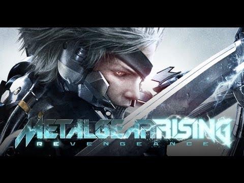 Metal Gear Rising Revengeance : A Primeira Meia Hora