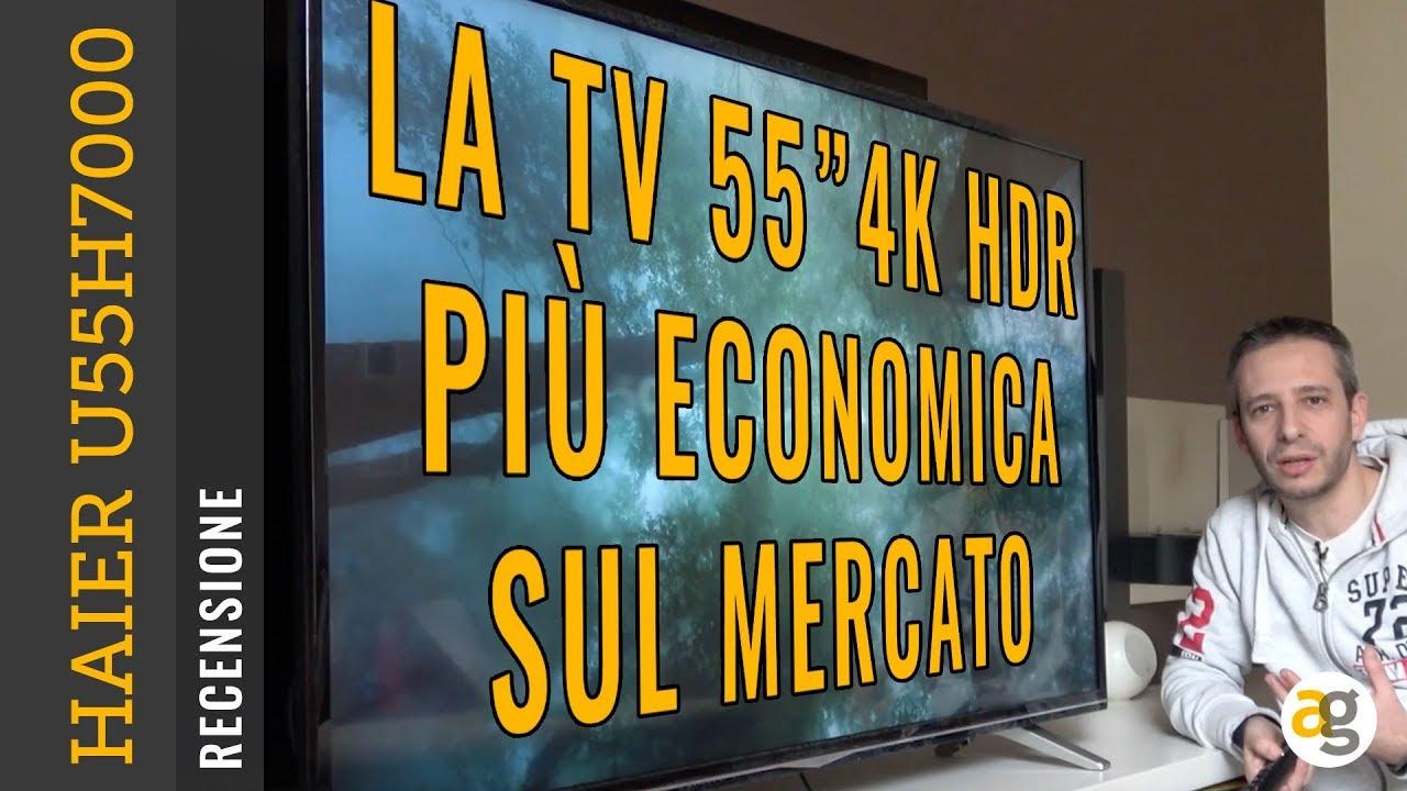 qbell smart tv 55  La TV 55