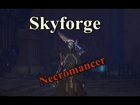 Skyforge - The Necromancer