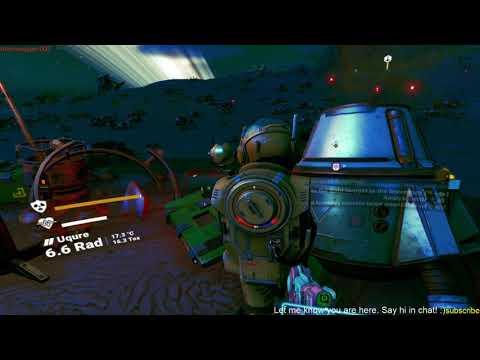 No Mans Sky VR! Coop Base Building and Exploration!