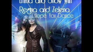 Snow And Emma With Regina and Zelena - I Hope You Dance