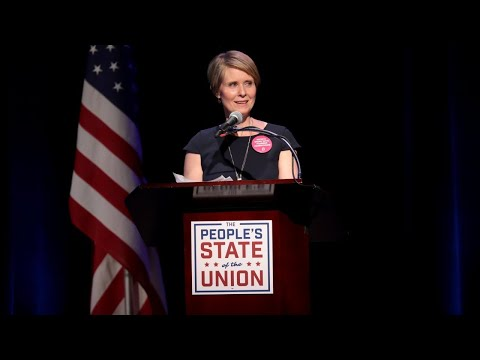 Major progressive group endorses Cynthia Nixon