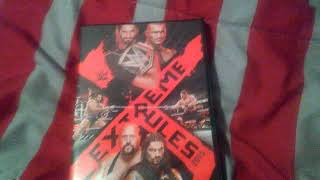 WWE DVD review extreme rules 2015