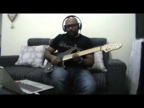 Khamoshiyan Electric Guitar Instrumental Cover