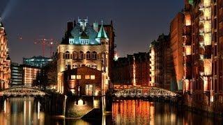 #562. Гамбург (Германия) (очень красиво)(Самые красивые и большие города мира. Лучшие достопримечательности крупнейших мегаполисов. Великолепные..., 2014-07-02T19:55:40.000Z)