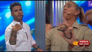Gambar cover Erick Sabater y Natalia Málaga se enfrascaron en un entredicho - Mi famoso puede