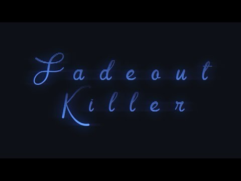 Slim Twig - Fadeout Killer (Official Video)