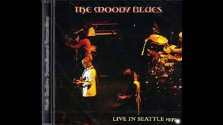 Tuesday Afternoon in Seattle with The Moody Blues.