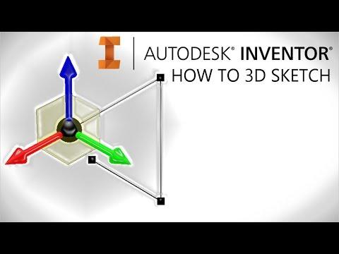 Autodesk inventor tutorial