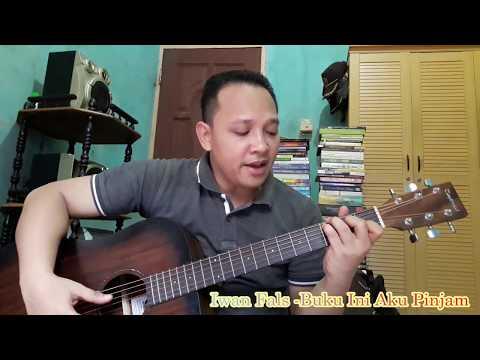 Iwan Fals - Buku Ini Aku Pinjam (Guitar Cover by M. Hendri)