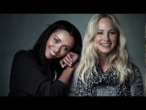 Kat Graham, Paul Wesley, Candice Accola Vogue SceneMakers - Teaser 15 sec