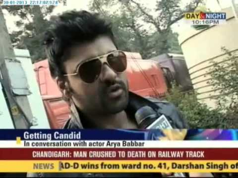 Aarya Babbar Interview
