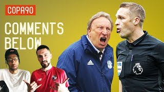 Does the Premier League Have The Worst Refereeing In The World?