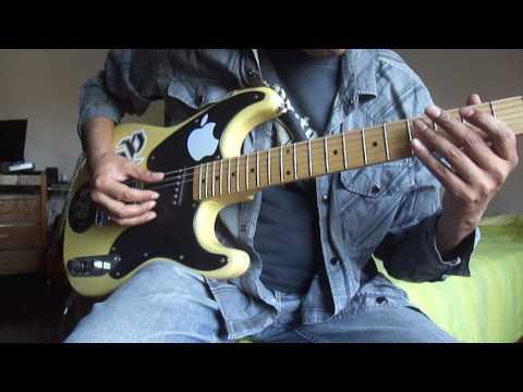 LESSON((( Junior Kimbrough - All Night Long))) LESSON mp3