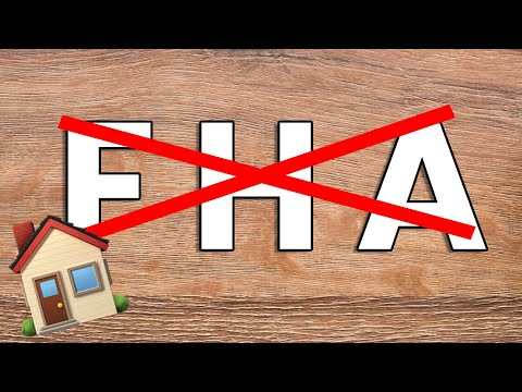 Why FHA Loans Aren't As Good As People Say