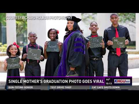 Labor Nurse Yovaletta Earned Her BSN on Single Mom's Chaotic Schedule from YouTube · Duration:  3 minutes 55 seconds