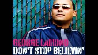 George LaMond Dont Stop Believin- Soprano mix