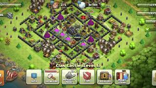 How to use Ruin of Builder Gold in clash of clans (Gold full from zero)