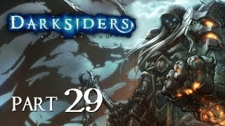 "Darksiders: Walkthrough - Part 29 ""THE STYGIAN"" (Gameplay & Commentary)"