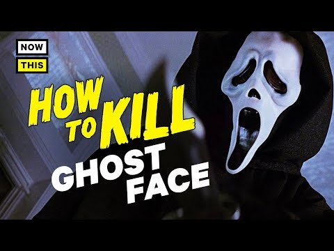 How to Kill Ghostface | NowThis Nerd