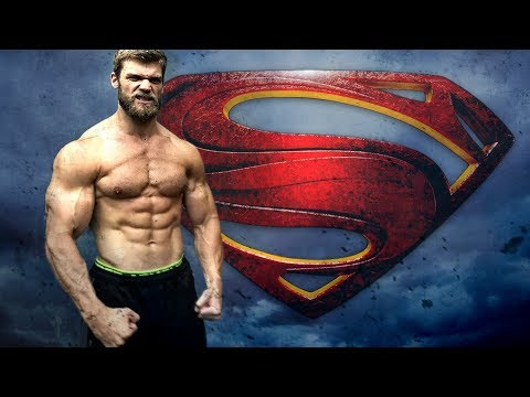Henry Cavill's SUPERMAN WORKOUT