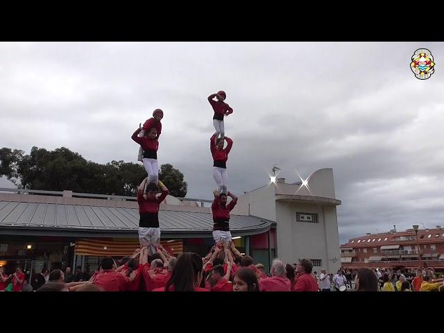 2xP4 (2) Castellers Alt Maresme @ Palafolls (08/09/2019)