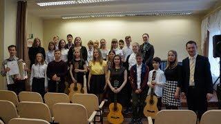 Совместный урок-концерт к 73-й годовщине Победы в Великой Отечественной войне 1941-1945 годов