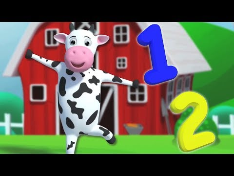 Canzoni di numeri   Insegnare i numeri   Video dei bambini   Number Song 1 To 30   Educational Song