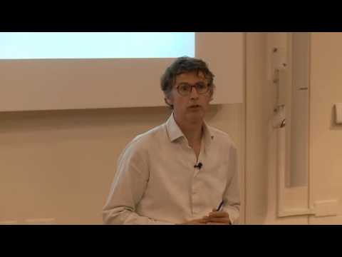 Sustainability Lecture series   1  Innovation for Sustainable Development by Prof  Kemp