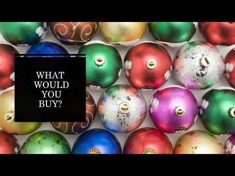 Dollar Tree Christmas • ASMR Shopping Sounds • Let's See What This One Has..