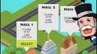 Unlimited money!! Idle shopping mall tycoon