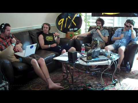 Passion Pit Interview - Coachella 2010