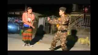 Achha lekin london- Kushal And Toppay comedy Dance ( Lakshman gurung ) Aig bhailo Group-2070