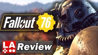 Fallout 76 Review | PS4, Xbox One, PC (Video Game Video Review)