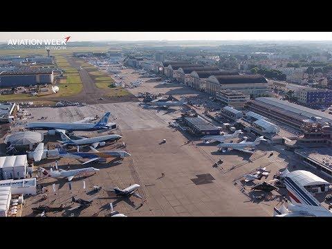 Plethora Of Aircraft Debut At Paris Air Show