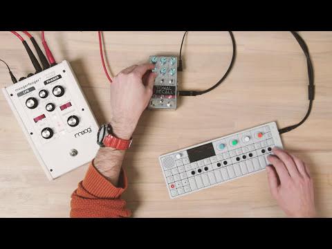 #032 :: Chasebliss Audio Tonal Recall // Teenage Engineering OP-1 // Moog MF-103