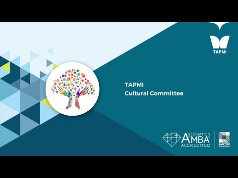 TAPMI   Cultural Committee