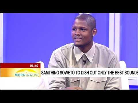 Singer, song writer Samthing Soweto composed the Soil's song 'Joy'