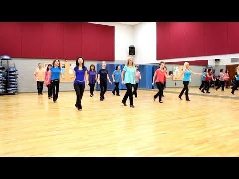 Make It Sweet (Rachael McEnaney-White) - Line Dance (Dance & Teach in English & 中文)