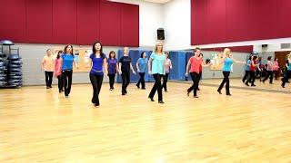 Make It Sweet (Rachael McEnaney-White) - Line Dance (Dance & Teach in English & 中文) Video