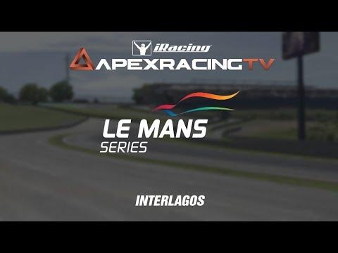 IRacing Le Mans Series 2019S3/W3 - Interlagos