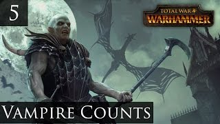 Total War Warhammer Vampire Counts Campaign Part 5