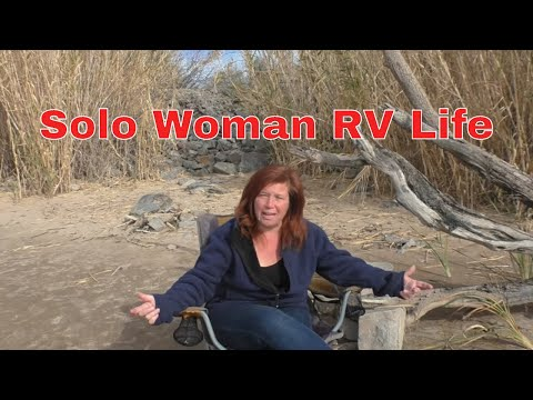 Why a Solo Woman Boondocks instead of Staying at RV Parks