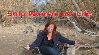 Why a Solo Woman RVer Boondocks instead of Staying at RV Parks