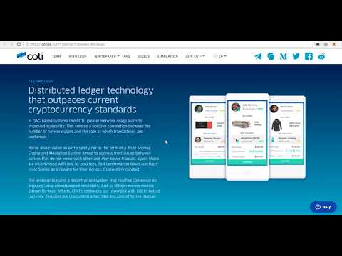COTI – Digital Currency Built for Payments